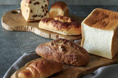 オンラインでお取り寄せ! 国産小麦にこだわったキハチフードホール初の冷凍ベーカリー