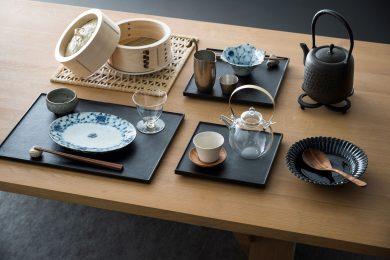 これからの季節に揃えたい<br>「日本の道具 器を愉しむ、秋のしつらえ」展がLIVING MOTIFで開催!