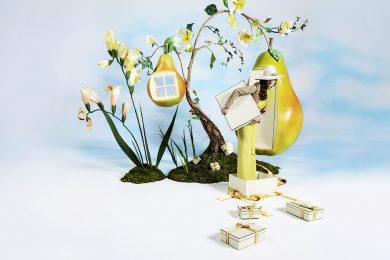 ジョー マローン ロンドン 表参道店でブランドを代表する香り イングリッシュ ペアー & フリージアの世界観を体験!