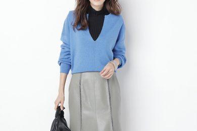 秋冬は「デイリーニット10選」で普段着を更新して気分よく!【ここから買えます】