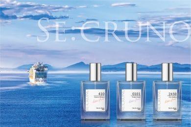 リゾート系ライトフレグランスブランド 「SE :CRUNO」誕生 !