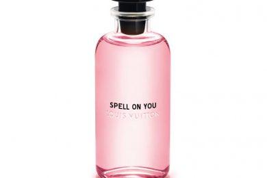 圧倒的な存在感を放つ無邪気で官能的なルイ・ヴィトンの新フレグランス「Spell On You」発売