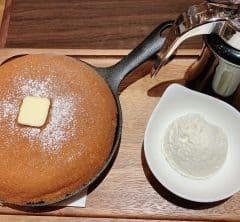 40代の心をつかんで離さないパンケーキ食べある日記 23【サロン卵と私】
