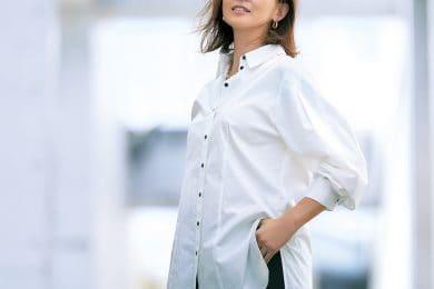 モデルSHIHOさん「45歳になった今、思うこと」