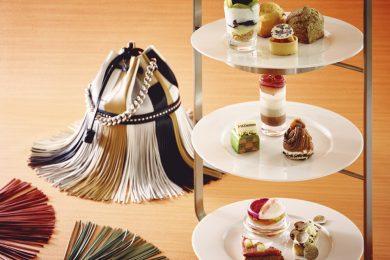 ストリングスホテル東京インターコンチネンタルにてJ&M DAVIDSONとのコラボアフタヌーンティーが開催中