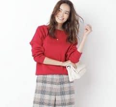 ニットからパンツまで。「大人の秋カラー服」9選【ここから買えます】