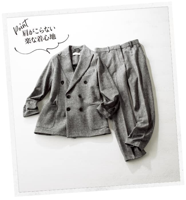 crie CIRCOLO 1901のジャージー素材ジャケット
