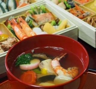 九州のお雑煮で迎えた新年