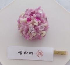 とっても綺麗な和菓子!!!
