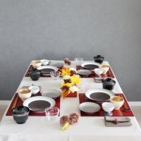 9月9日 重陽の節句のテーブルコーディネート