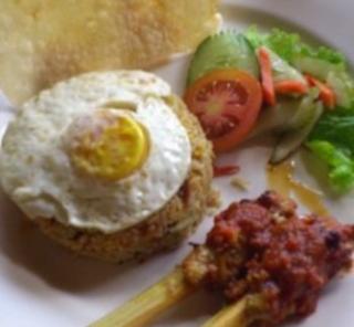 海外ロケご飯:バリでインドネシア料理を堪能!