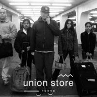 ユニセックスのセレクトショップ「union store tokyo」がオープン!