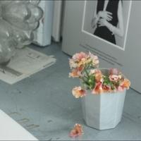 小さく飾る<br />お花の花器選び