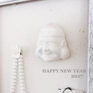 笑顔で運気UP!♪お正月の香る縁起物