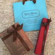 バレンタインにお勧めの美味しくて可愛いNY生まれのチョコレート〜MARIEBELLE〜