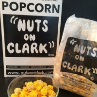ナチュラル派にお勧めのポップコーン<br />NUTS on CLARK
