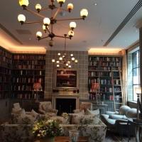 ロンドンのお洒落ホテルHam Yard Hotelでゆったりアフタヌーンティー