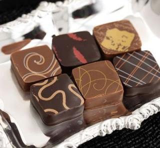 お土産に頂いた<パリ発チョコレート『ジャック・ジュナン』>